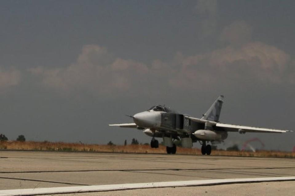 Россия с 30 сентября начала наносить точечные авиаудары по позициям боевиков запрещенной в РФ экстремистской группировки «Исламское государство» в Сирии