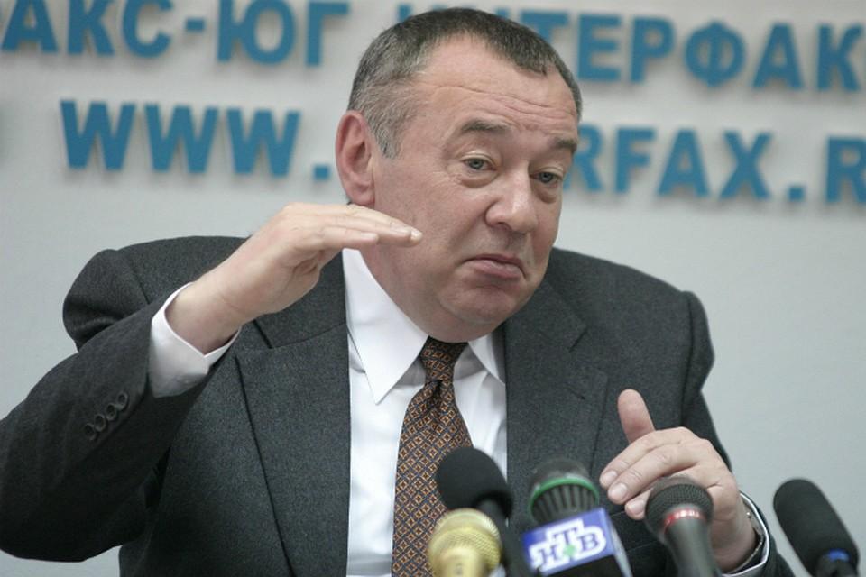 Юрий Николаевич Инстранкин