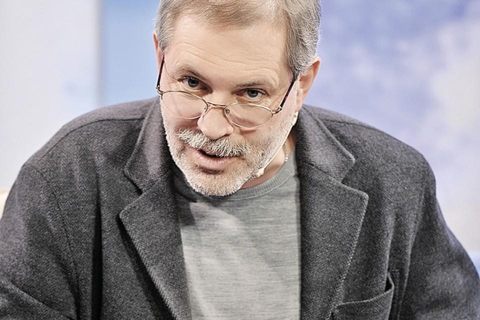 Экономист Михаил Леонтьев.