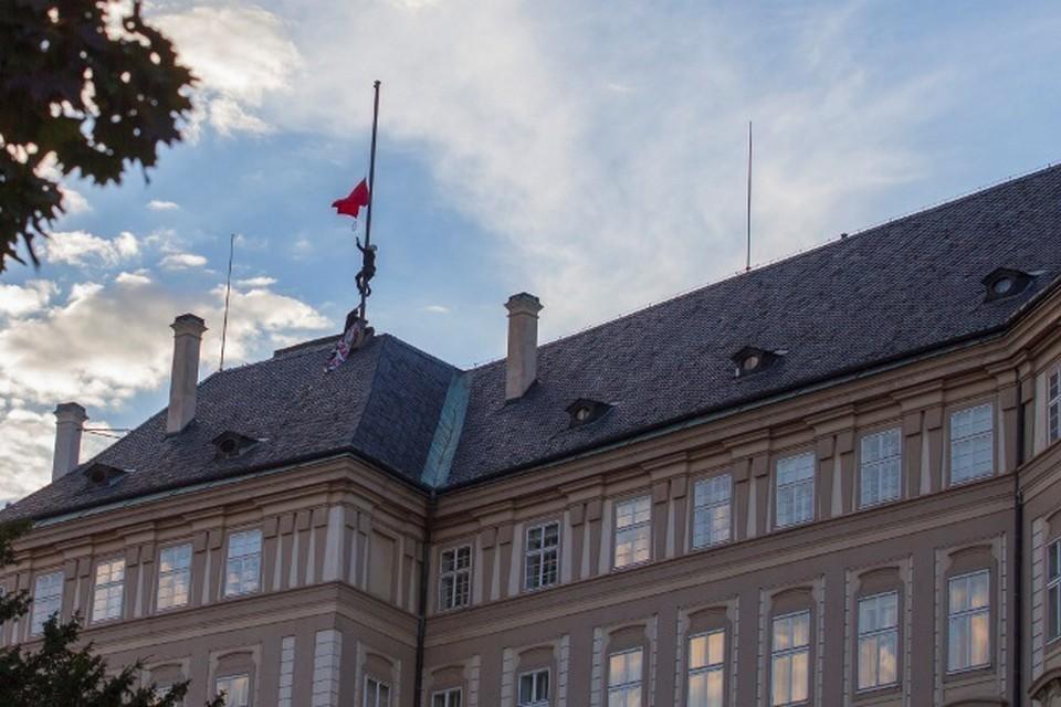В спецслужбе Чехии разгорелся скандал из-за красных трусов. Фото: сайт Ztohoven