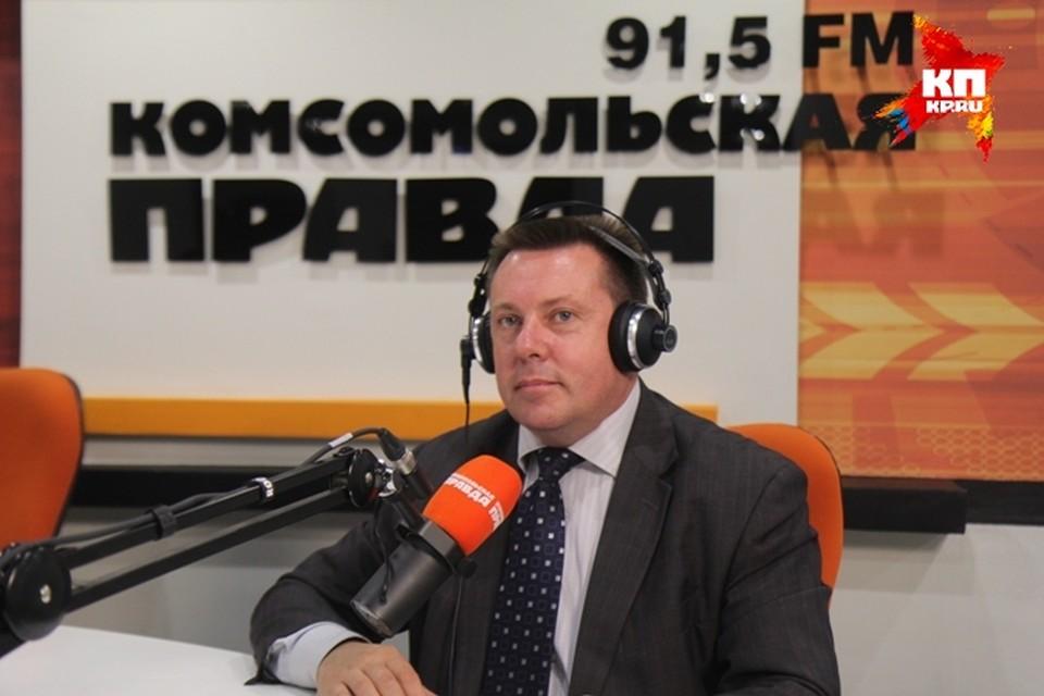 Андрей Худолеев:  «Мы должны чувствовать себя как один народ, при этом сохранить самобытность»