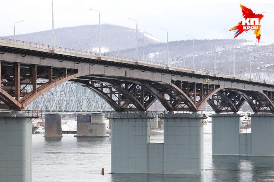 Четвертый мост в Красноярске откроют 29 октября