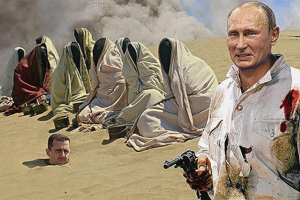 Московский художник Андрей Будаев создал календарь на злободневную тему. Фото: Андрей БУДАЕВ, www.BUDAEV.ru