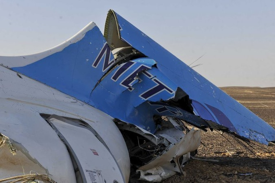 СМИ рассказали о первых результатах расшифровки «черных ящиков» разбившегося в Египте лайнера