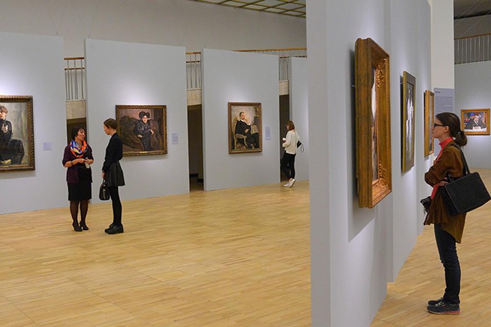 Масштабная выставка произведений Валентина Серова проводится в Москве впервые за последние 25 лет