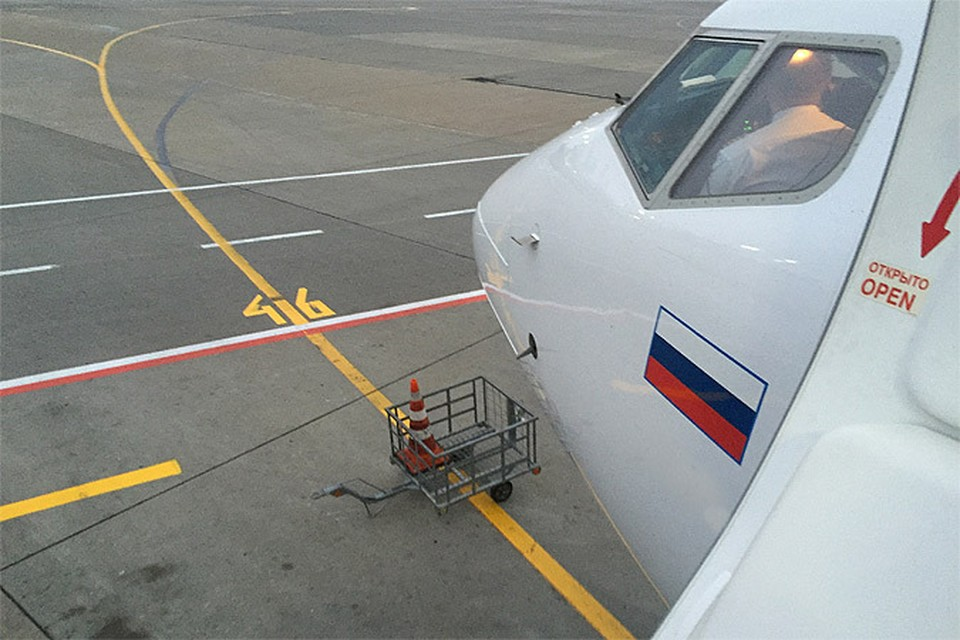 В аэропортах 47 стран нашим авиакомпаниям рекомендовано соблюдать особый режим безопасности