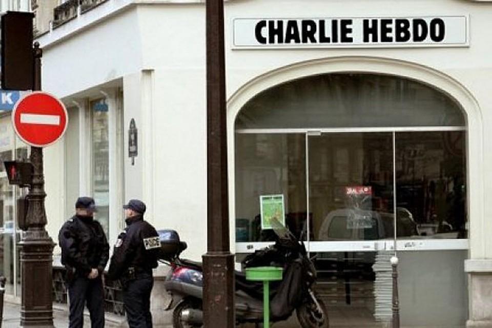 В «Шарли Эбдо» с автором разговаривать не захотели