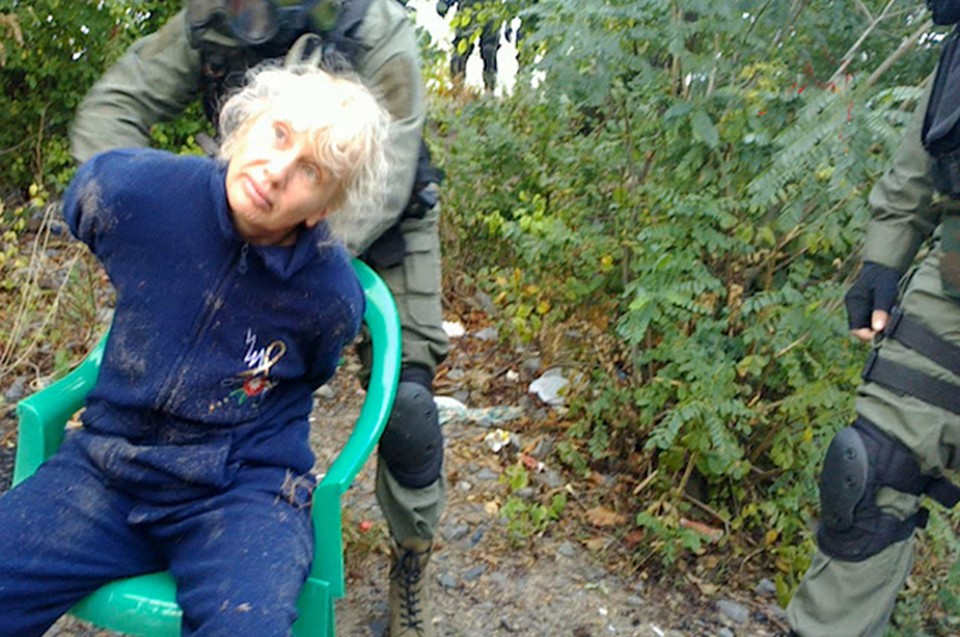 Инесса Тарвердиева призналась в убийстве Чудаковых. Фото: оперативная съемка