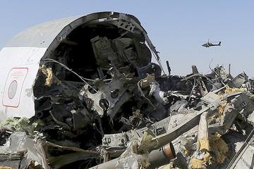 СМИ: Российский А321 был взорван бомбой из пластида