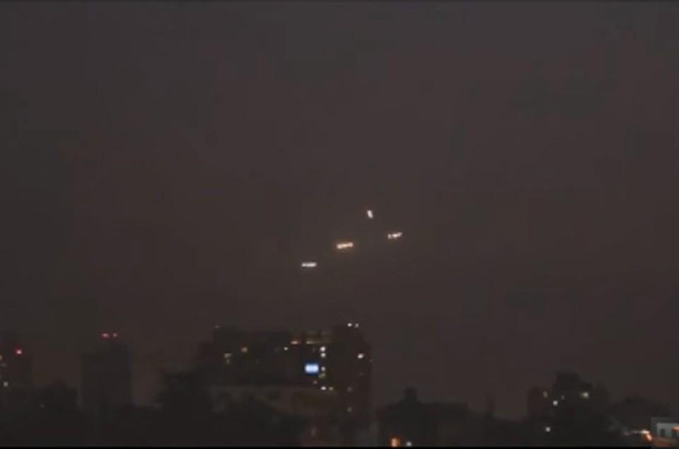 Ролик о НЛО-разведчиках стал хитом Интернета