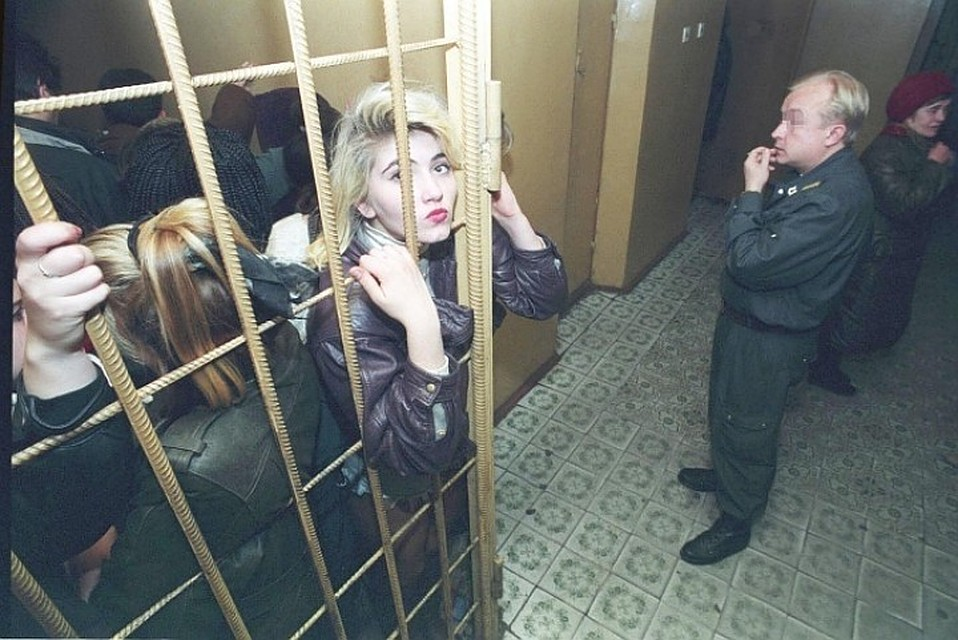 Где живут проститутки в москве