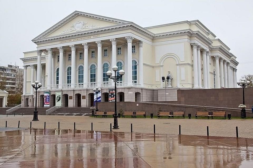 картинки тюменский драматический театр нынешнюю