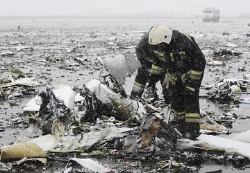 Версия: «Боинг» упал под Ростовом из-за ссоры пилотов