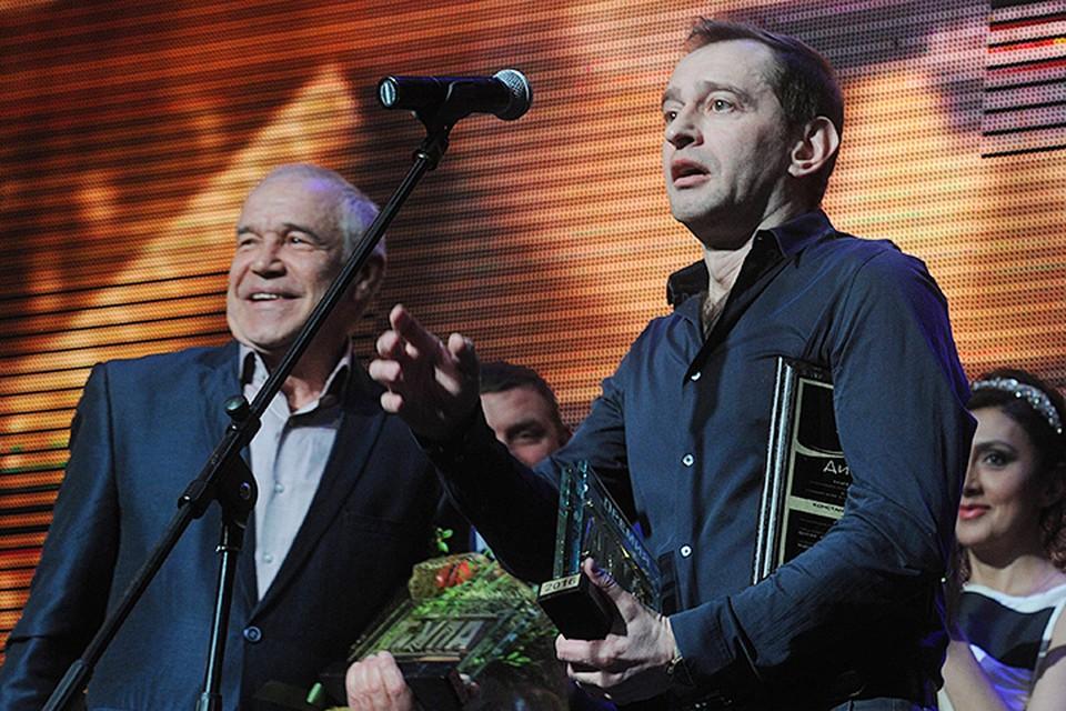 Алексей Гармаш и Константин Хабенский