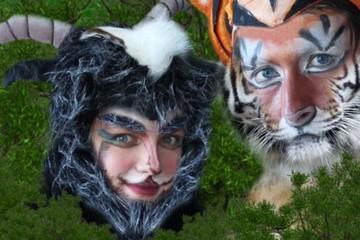 Дружбу тигра Амура и козла Тимура переложили на ноты и стихи