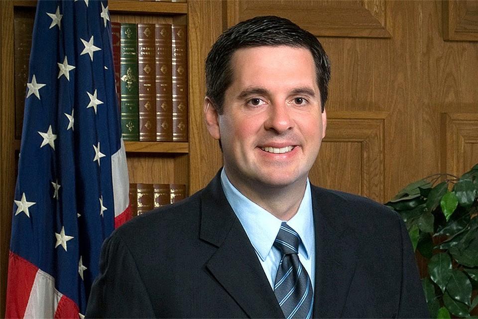 Девин Ньюньес  - глава комитета по разведке Палаты представителей Сената США.