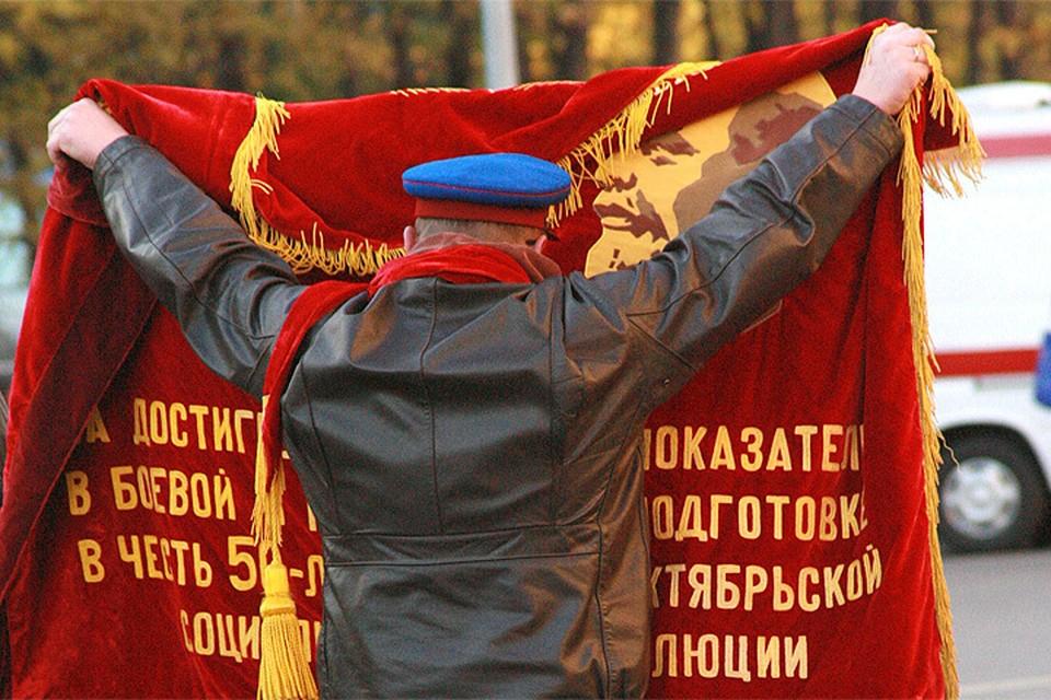 Число ностальгирующих по СССР неуклонно растёт.