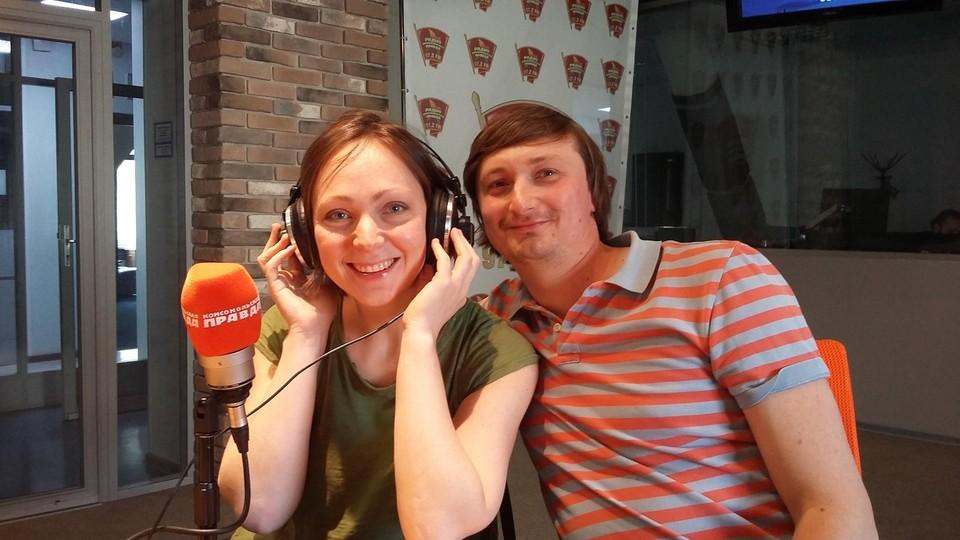 Основатели мастерской деревянных изделий Casa-Nostra Decor Ирина и Максим Зиновьевы в гостях у программы «Важные птицы» на Радио «Комсомольская правда»