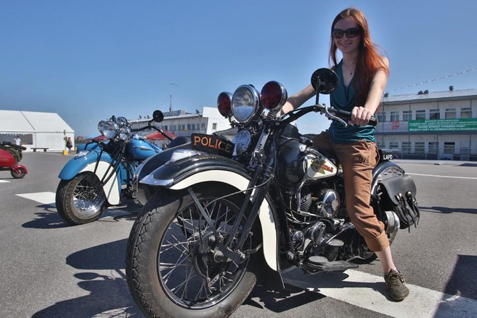 Гости праздника увидят выставку современных и раритетных мотоциклов