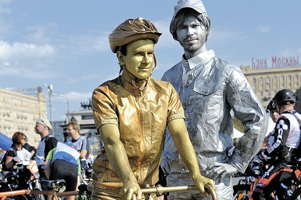 Все лето в московских парках будет проходит фестиваль «Культурные выходные».