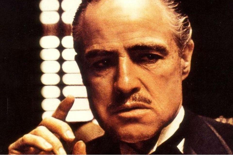 «Крестный отец», кадр из фильма