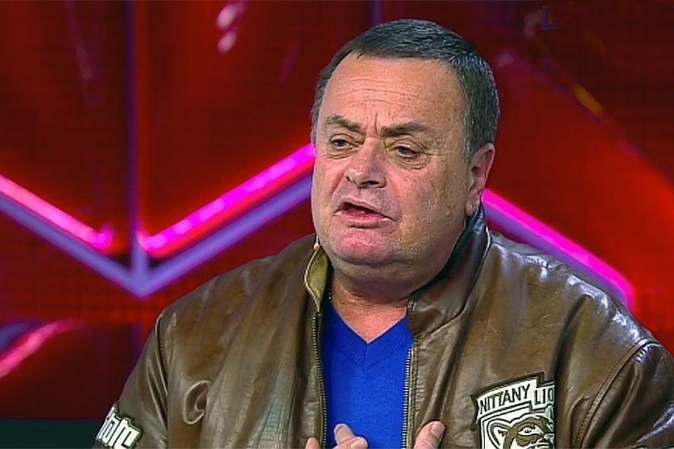 Отец Жанны Фриске Владимир Борисович. ФОТО: ВГТРК