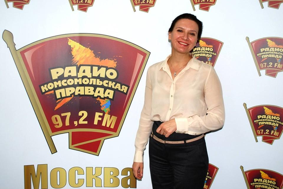 Основатель и руководитель бизнес-школы SRC, бизнес-тренер, консультант Ирина Ткачева в гостях у Радио «Комсомольская правда»