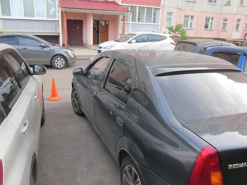 а выборной автомобиль honda accord сбил пешехода