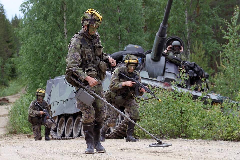 всех роликах фото военных финляндии наука, которая