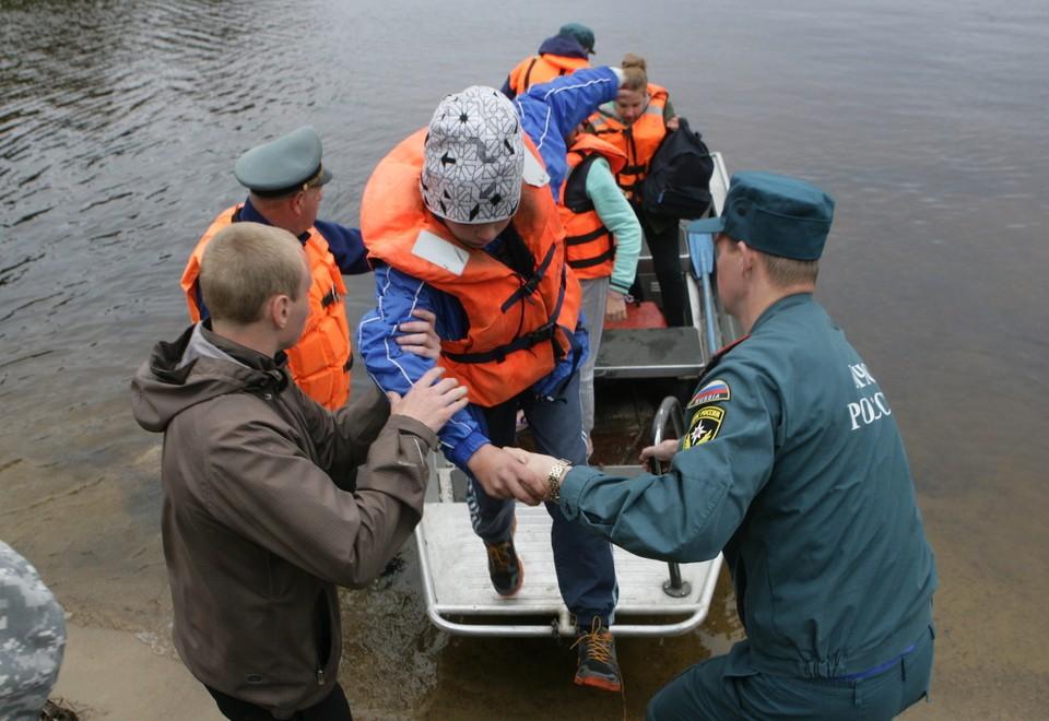 Поисково-спасательная операция завершена. Фото: Игорь Подгорный/ТАСС