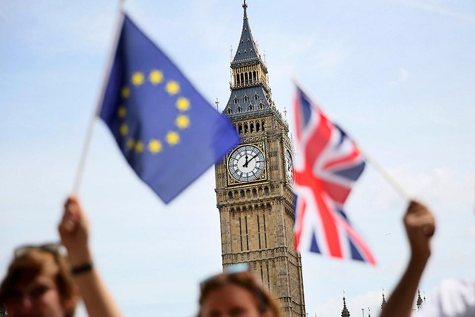 Жители королевства решат быть ли Британии в Евросоюзе или нет на референдуме в четверг