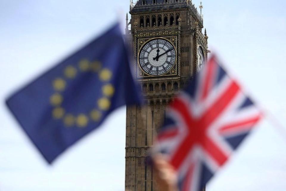Жители королевства накануне решали, быть ли Британии в Евросоюзе или нет