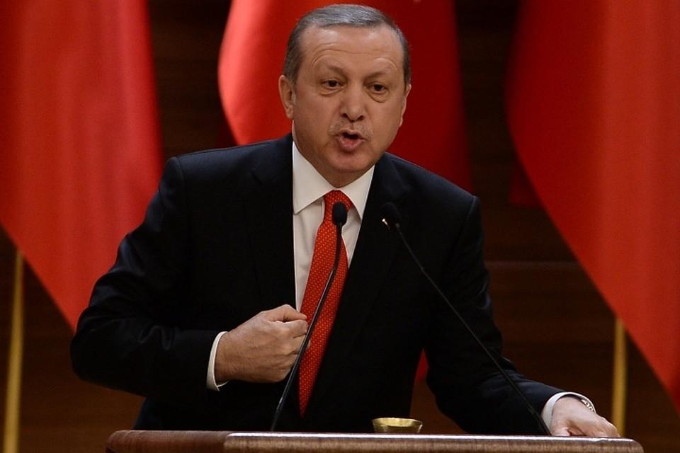Эрдоган поддержал Роухани