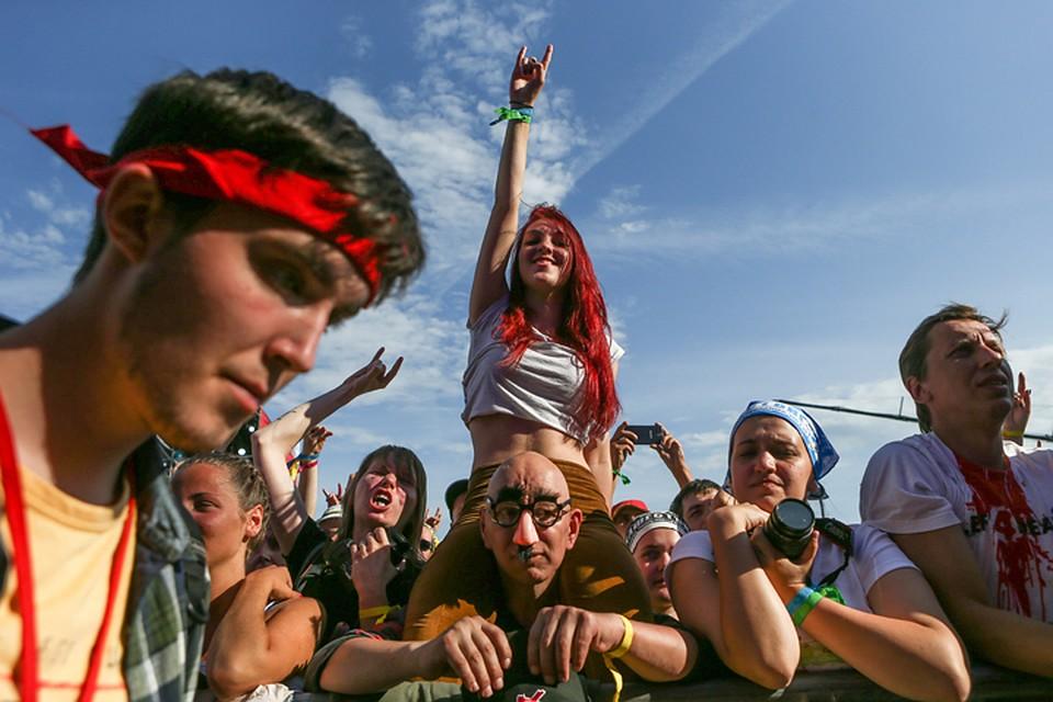 Музыкальные фестивали 2017