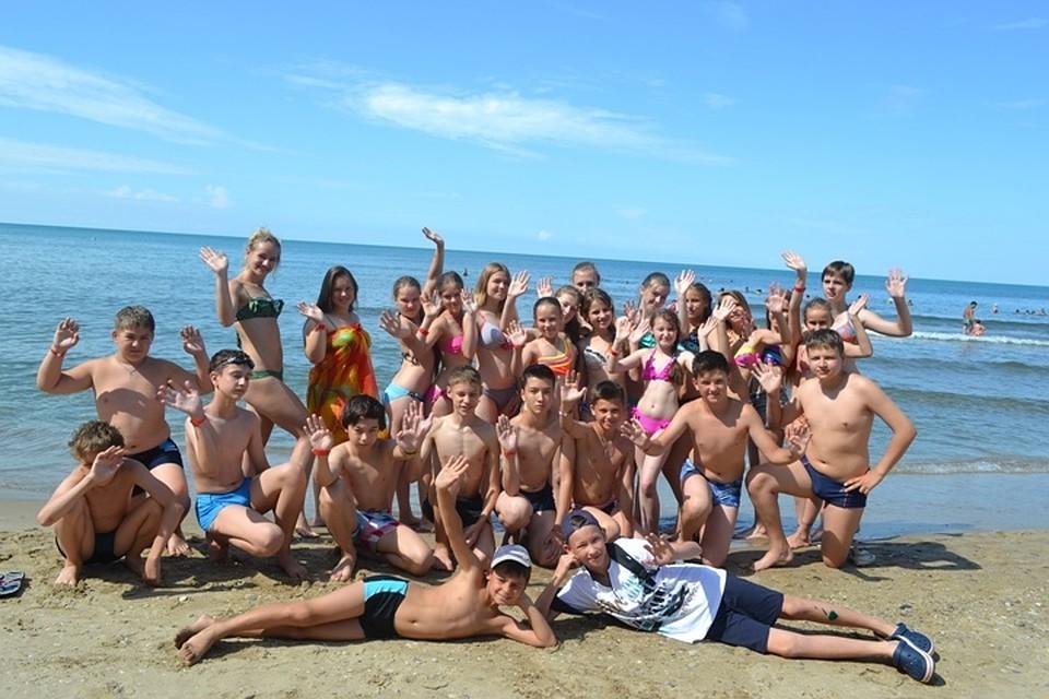 какие туристические фирмы из города ярославля отправляют детей в лагеря на черное море