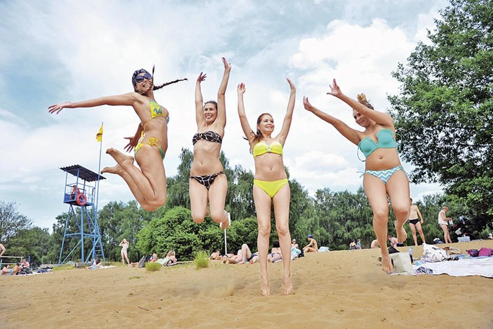 Вторая половина лета - еще не время отказываться от пляжей!