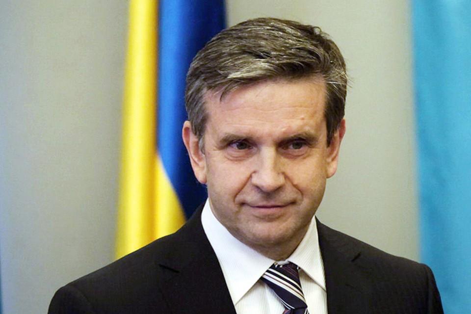 Михаил Зурабов покидает Украину