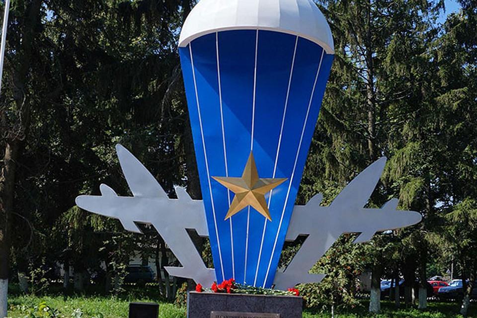 Памятник десантникам картинки
