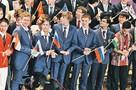 Российские школьники взяли золото сразу двух олимпиад