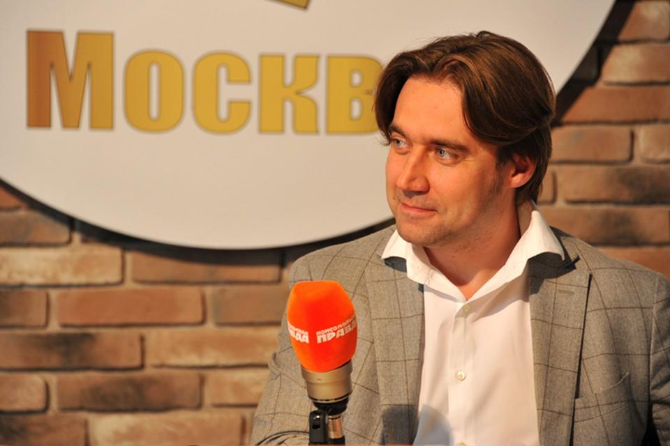 Заместитель руководителя Центра организации дорожного движения Александр Поляков в гостях у Радио «Комсомольская правда»