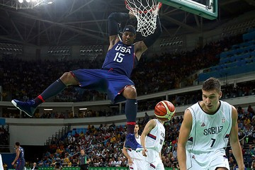 Баскетбольная дрим-тим-точка Олимпиады