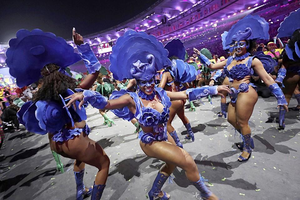 Олимпиада в Рио утонула в скандалах.
