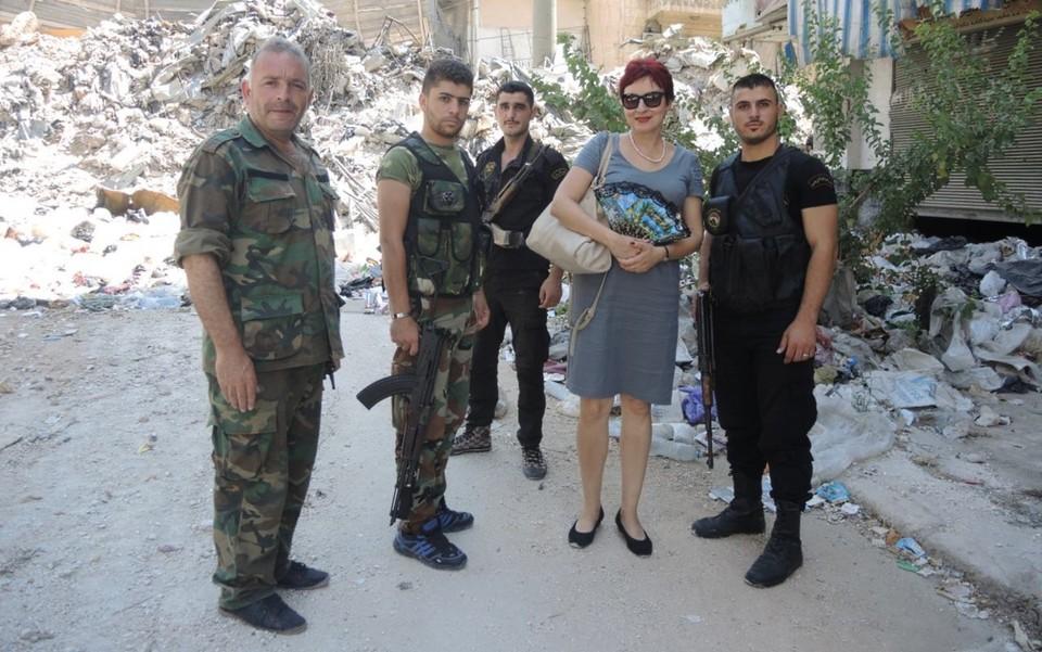 Журналист «КП» Дарья Асламова только что вернуласься из воюющей ближневосточной страны и дает свою версию того, что стоит за вторжением Турции.