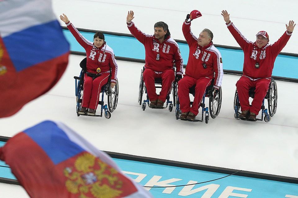 Российских паралимпийцев могут отстранить от участия в зимних играх 2018 года. Фото ИТАР-ТАСС/ Владимир Смирнов