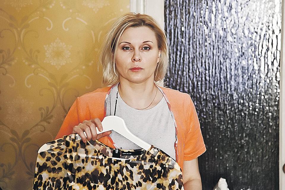 Простая русская баба Ольга живет трудно, но весело. Фото: Канал ТНТ