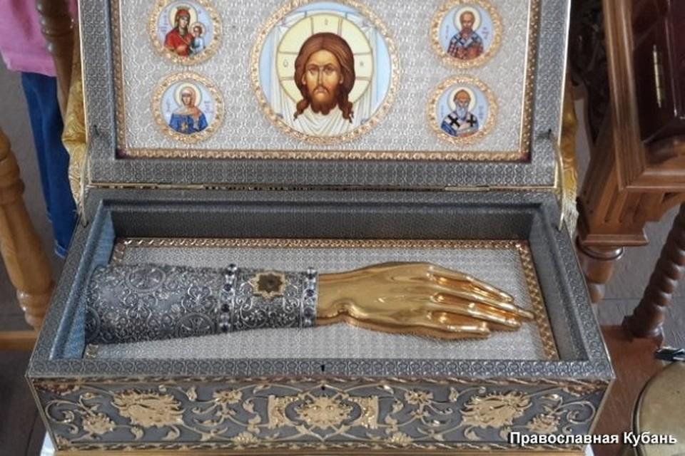 Фото: пресс-службы Екатеринодарской и Кубанской епархии.
