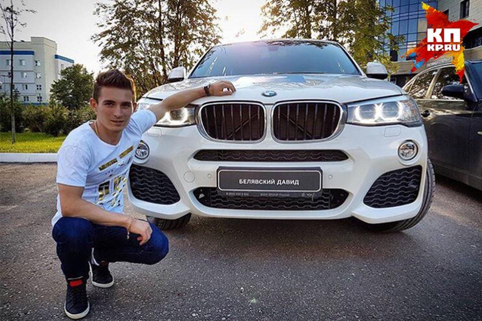 Призер Олимпиады-2016 Давид Белявский в Ижевске: На Играх в 2020 году буду работать на «золото»