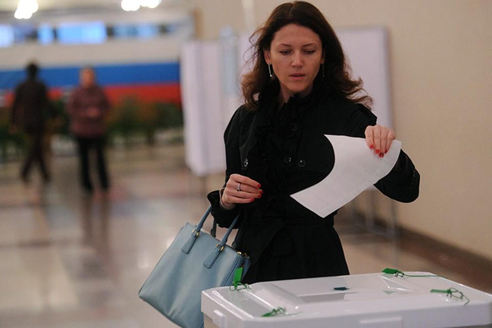 18 сентября, пройдут сами выборы в Госдуму