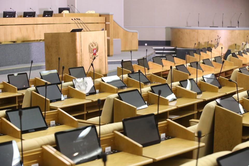 Между партиями были распределены направления, которыми они будут руководить. Фото: Антон Новодережкин/ТАСС