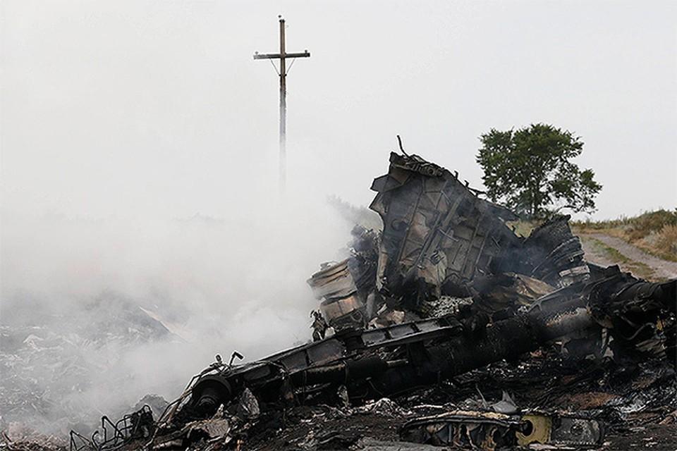 В июле 2014-го украинцы снова не закрыли небо над районом боевых действий - и над Донбассом погиб малайзийский «Боинг».